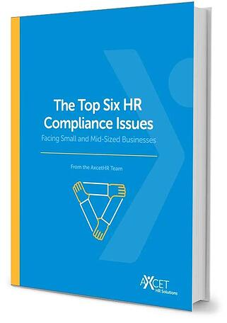 3D Book - Top 6 HR Compliance Issues