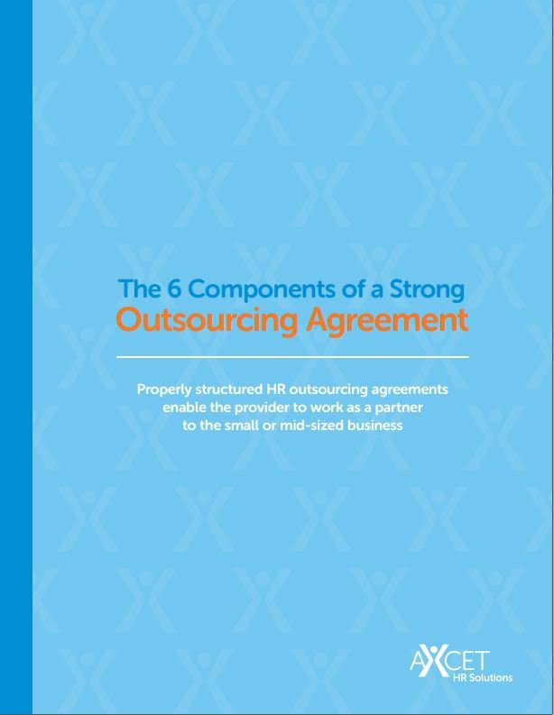 The 6 Components of a Strong Outsourcing Agreement