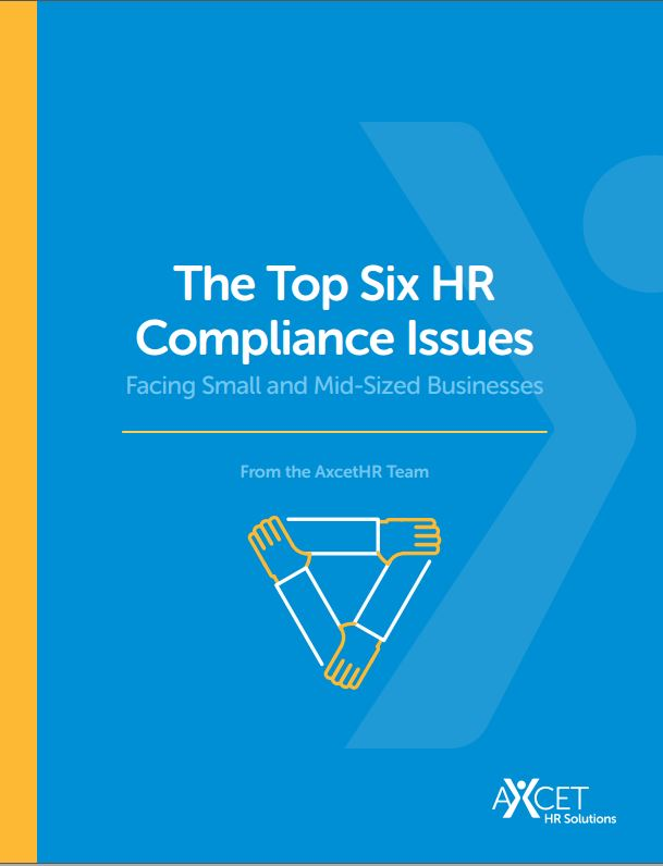 Top 6 HR Compliance Issues - cover