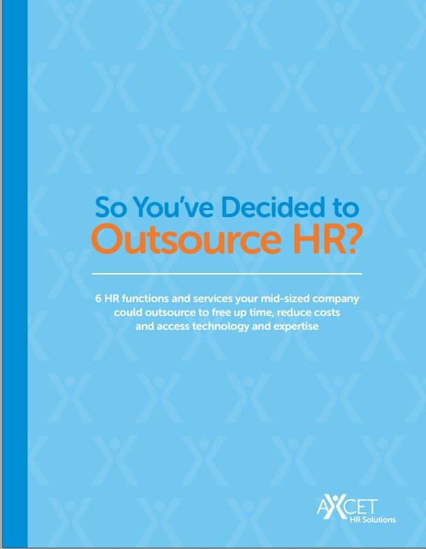 What HR services to outsource