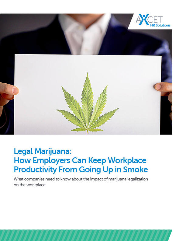 Legal Marijuana: How Employers Can Keep Workplace Productivity From Going Up in Smoke