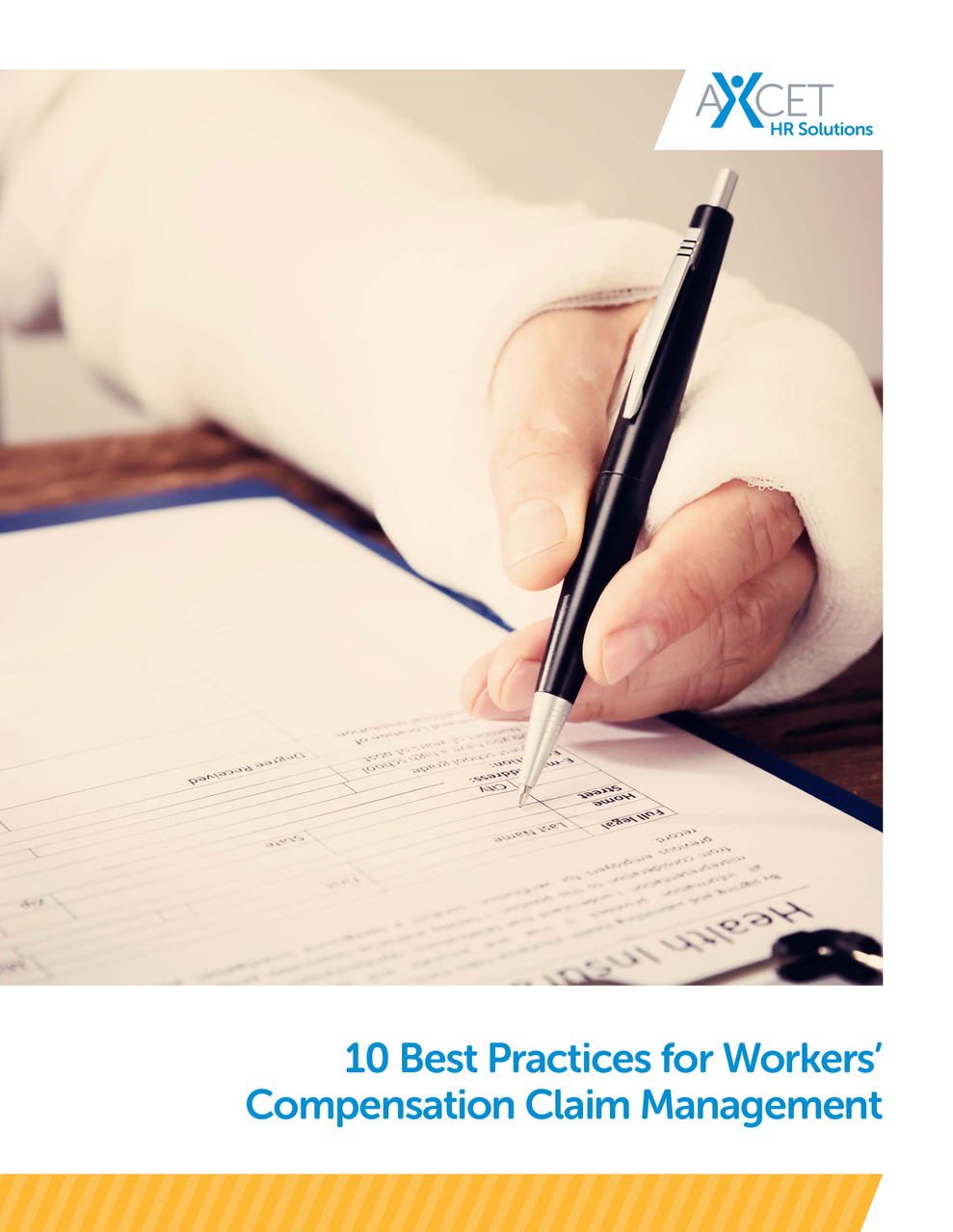 10 Best Practices for Workers Comp Claim Management
