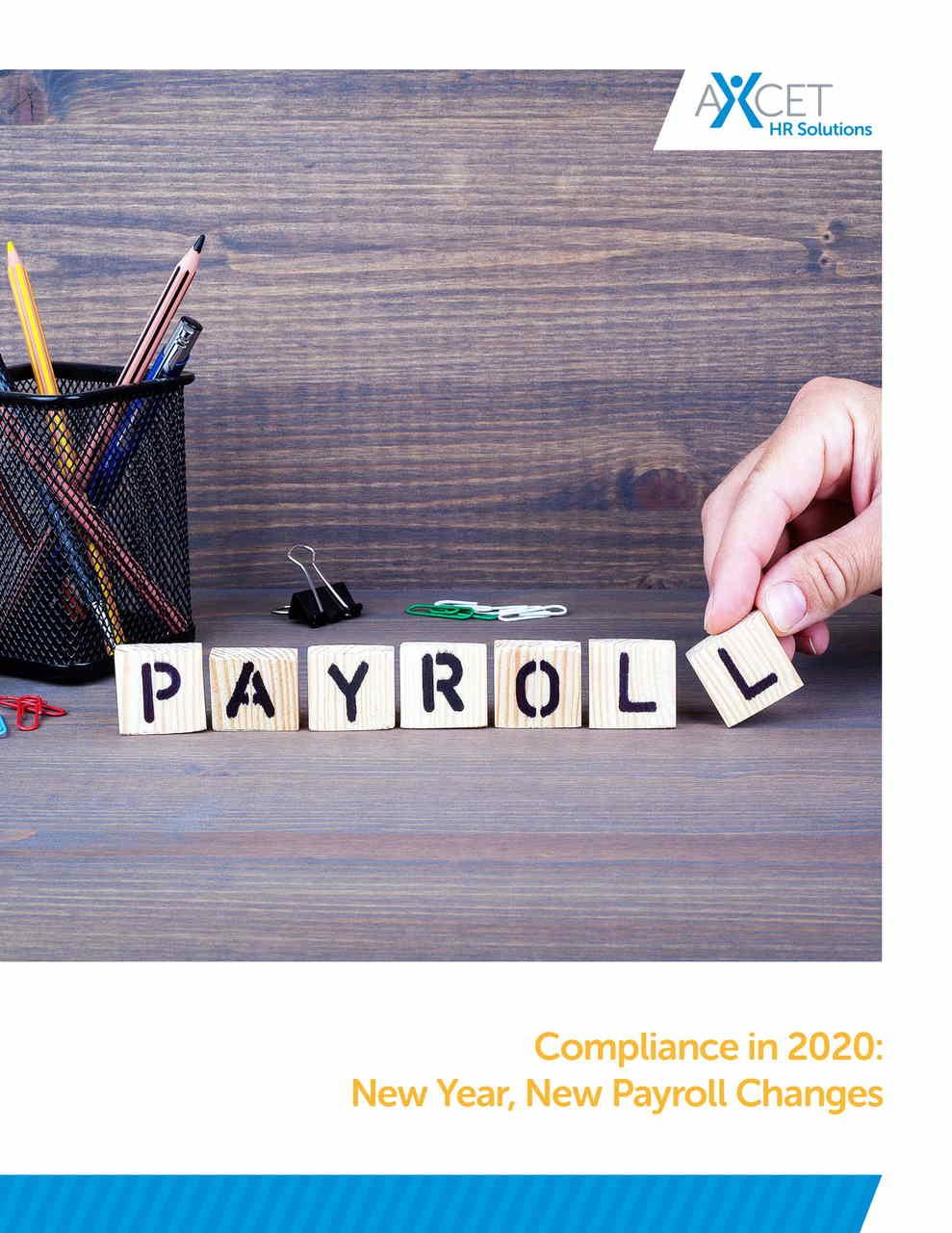 2020 Payroll Changes