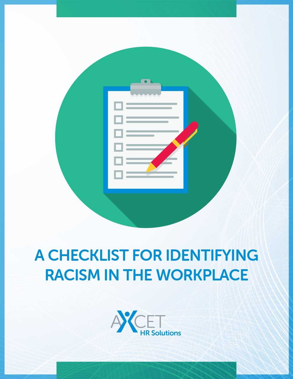 A Checklist for Identifying Racism in the Workplace