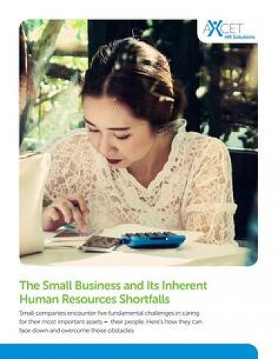 The Small Business and Its Inherent Human Resources Shortfalls - cover_optimized